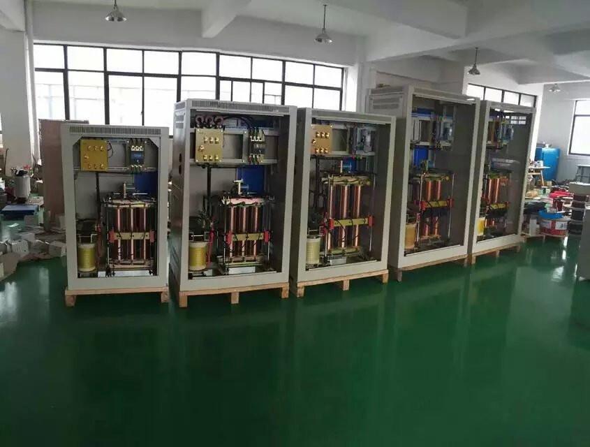 上海焱泉电气大功率稳压器产品出口墨西哥