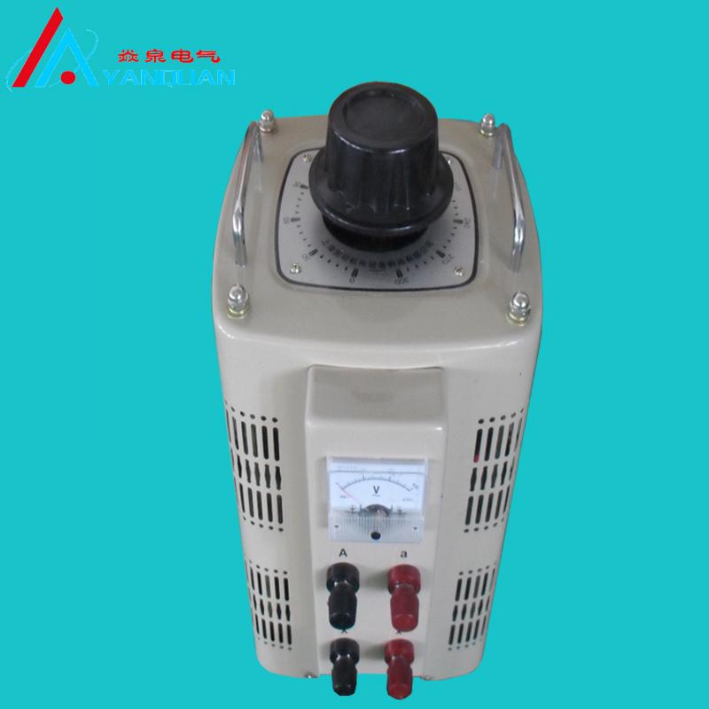 TDGC2单相接触式调压器-7KVA