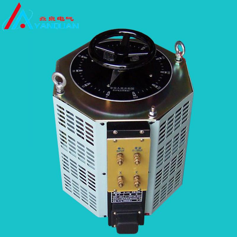 TDGC2单相接触式调压器-12KVA