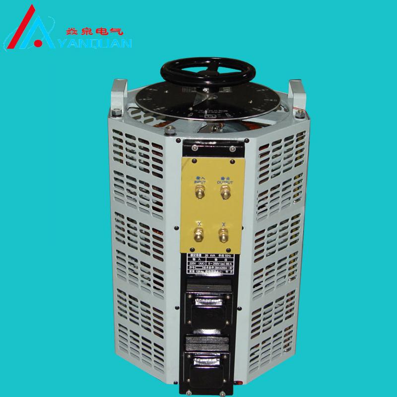 TDGC2单相接触式调压器-15KVA
