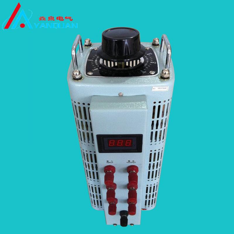 TSGC2三相接触式调压器-6KVA