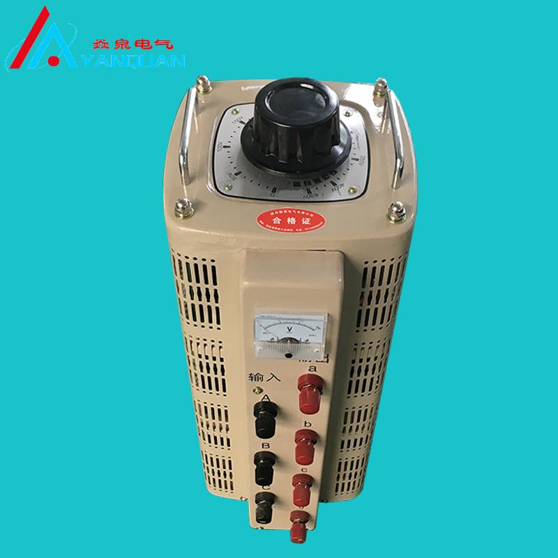 TSGC2三相接触式调压器-9KVA
