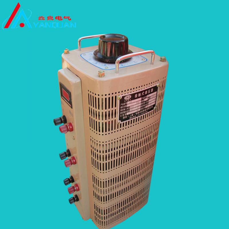 TSGC2三相接触式调压器-12KVA