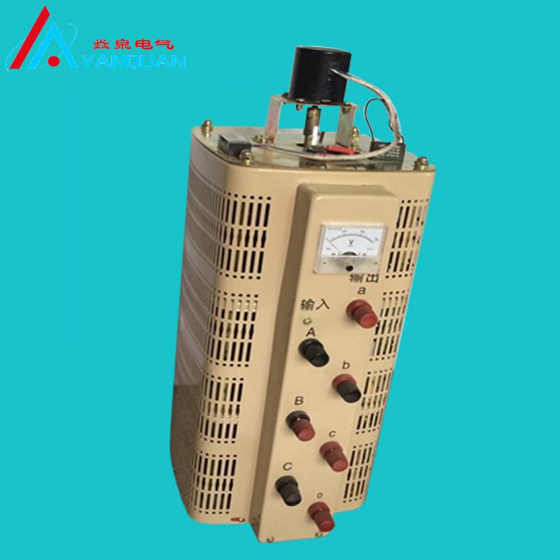 TSGC2三相接触式调压器-15KVA