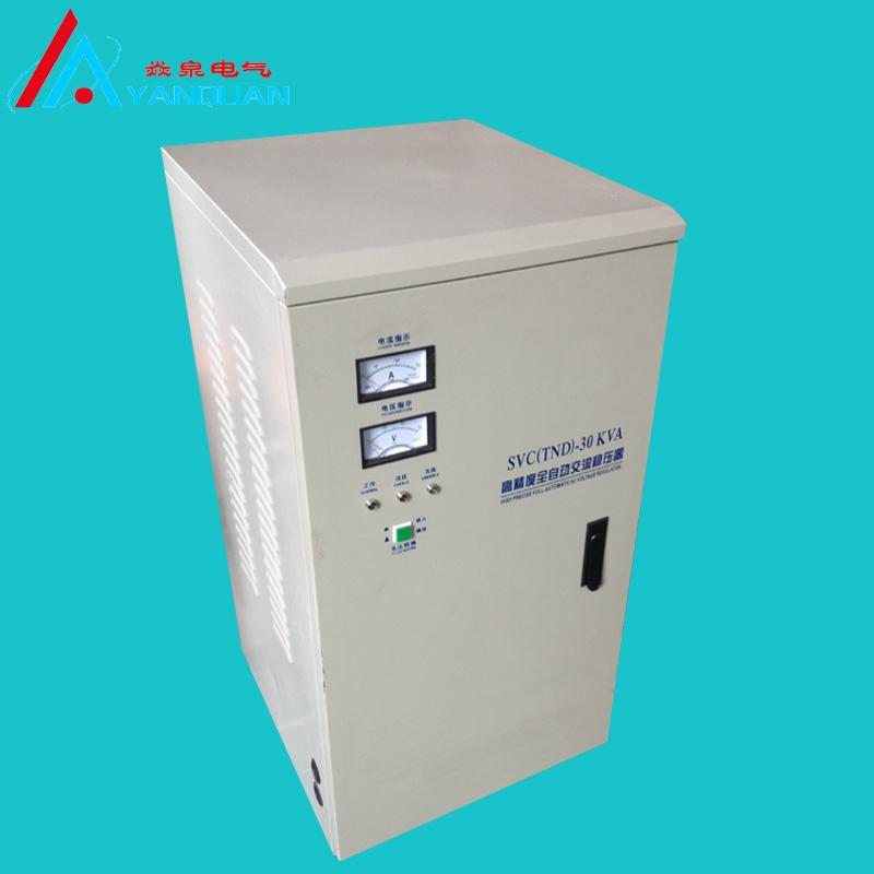 TNS三相高精度稳压器-10KVA