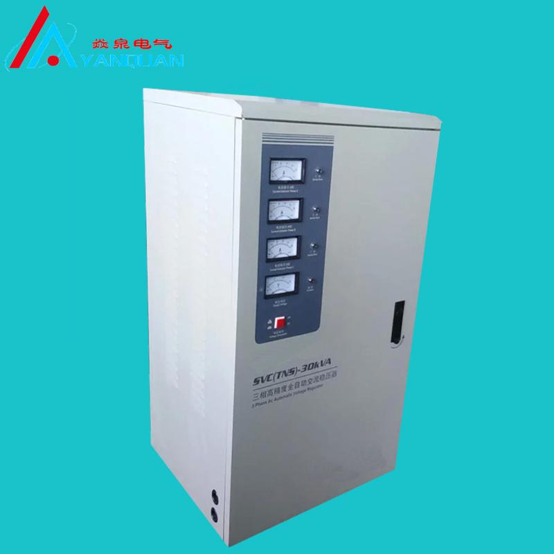 TNS三相高精度稳压器-30KVA