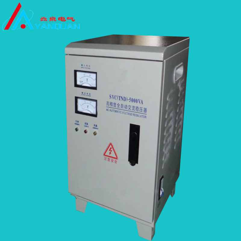 TND单相高精度稳压器-5KVA
